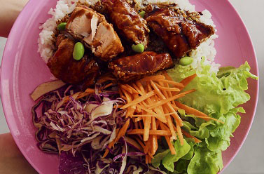 Donburi & Curry